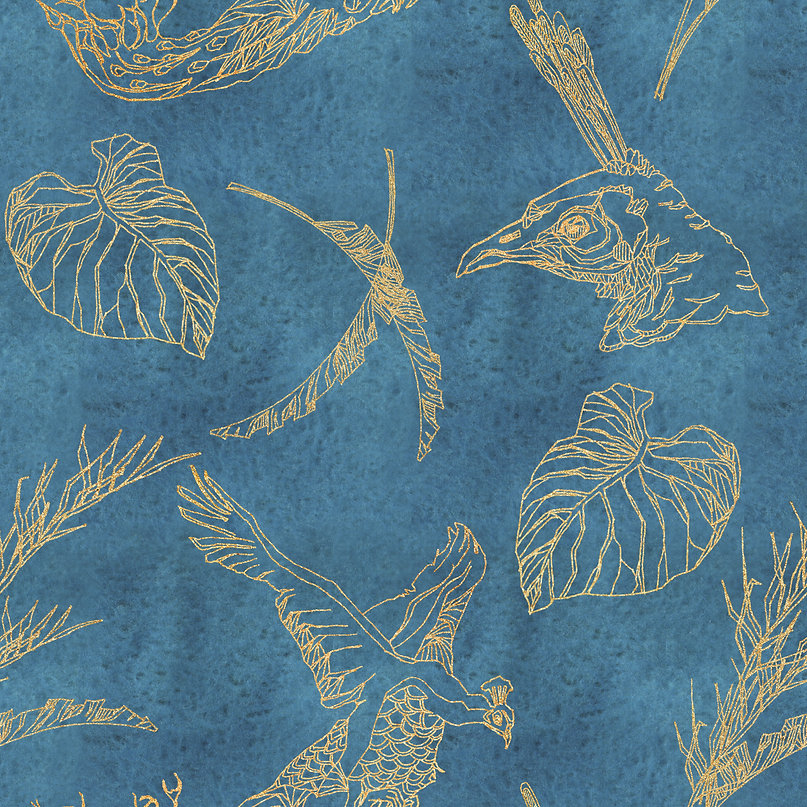 golden pattern peacock background.jpg