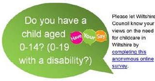 Wiltshire Council Childcare Survey