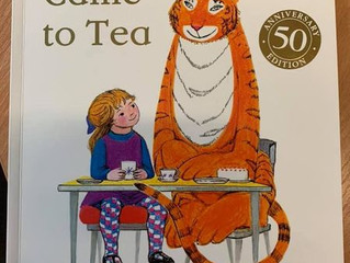 The Tiger Who Came to Tea - Lambs