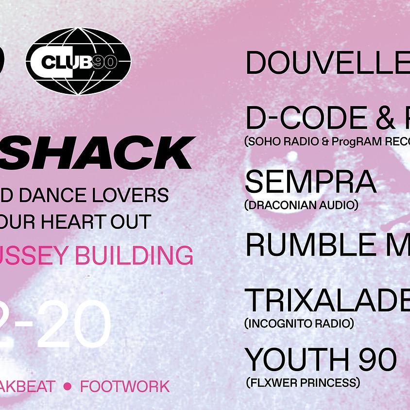 Incognito Radio x Club 90 present Loveshack <3