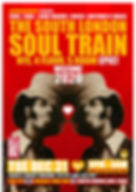 Tue Dec 31 - The South London Soul Train New Years Eve, 4 Floor, 5 Room Epic