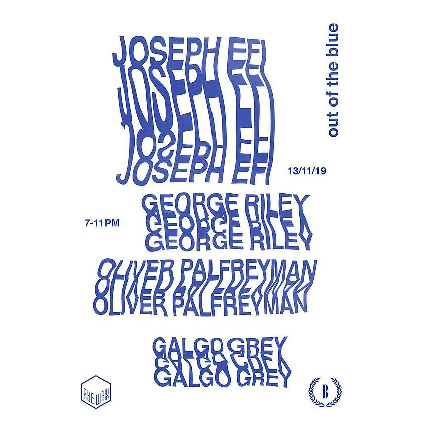Joseph Efi presents Out The Blue