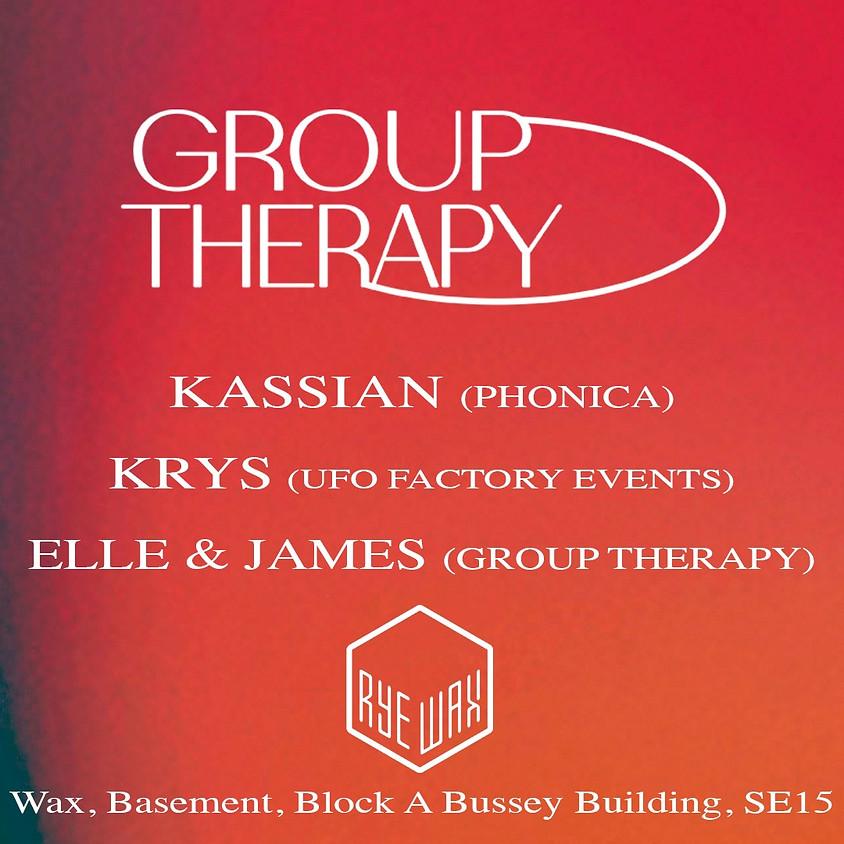 Group Therapy 001: Kassian & KRYS