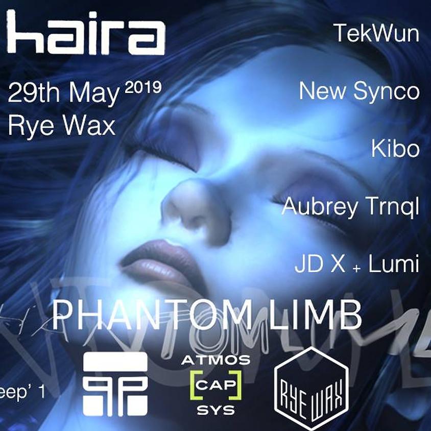 Haira - 'waking up from cryosleep' 1