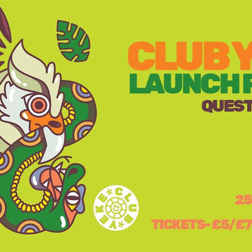Club Yeke Label Launch