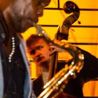 Steve Williamson Trio Live In The Lounge.