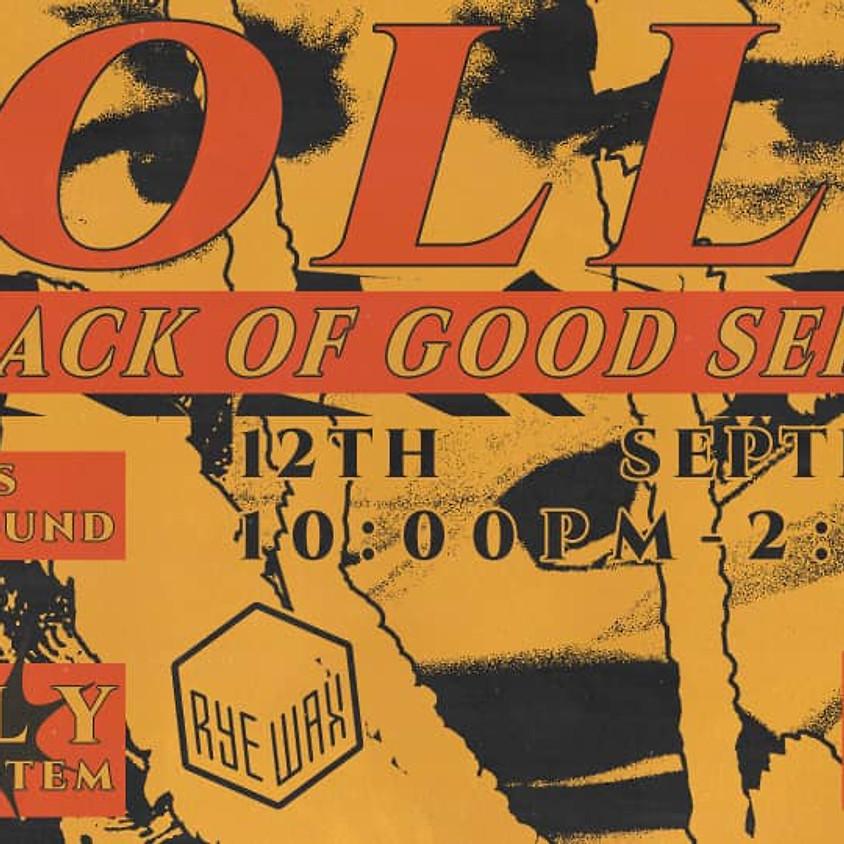 Folly: A Lack of Good Sense