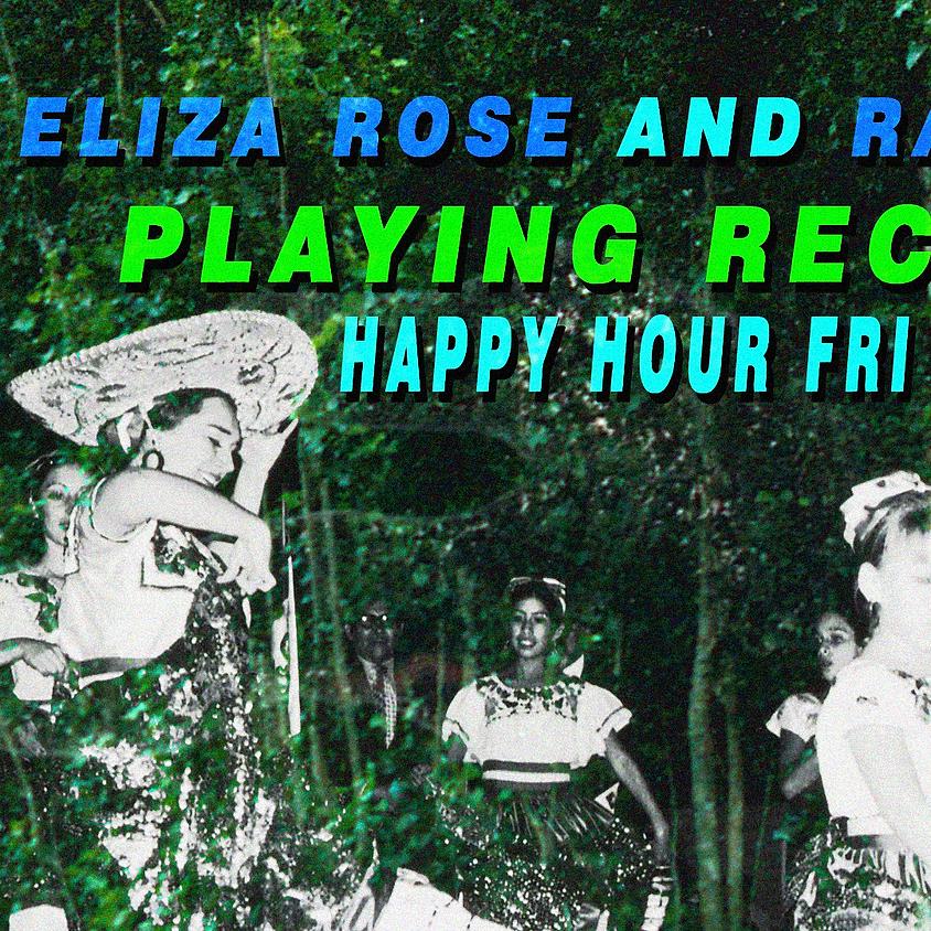 Eliza Rose b2b Rachael Playing Records