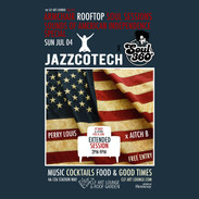 Sun Jul 04 - Jazzcotech x Soul 360 Sounds Of American Independence Day Special with DJ's Perry Louis + Aitch B (Soul 360)
