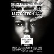 Sun Oct 03 - Perry Louis (Jazzcotech) x Aitch B (Soul 360)