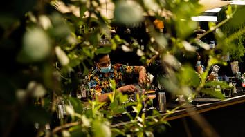 CLF Art Lounge & Roof Garden - Rooftop Bar
