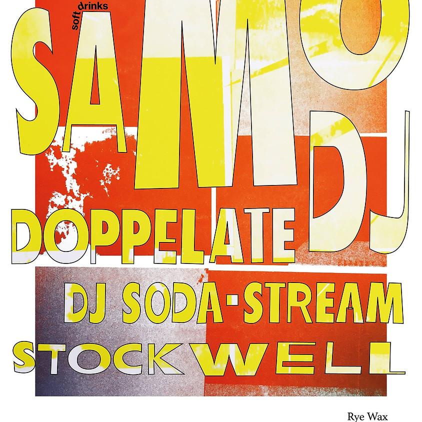 Soft Drinks with Samo DJ