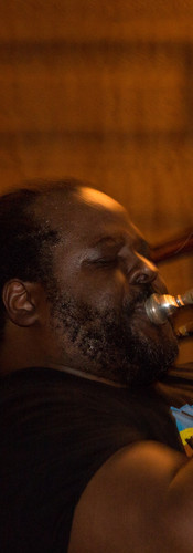 Trombone Jerome - Live In The Lounge