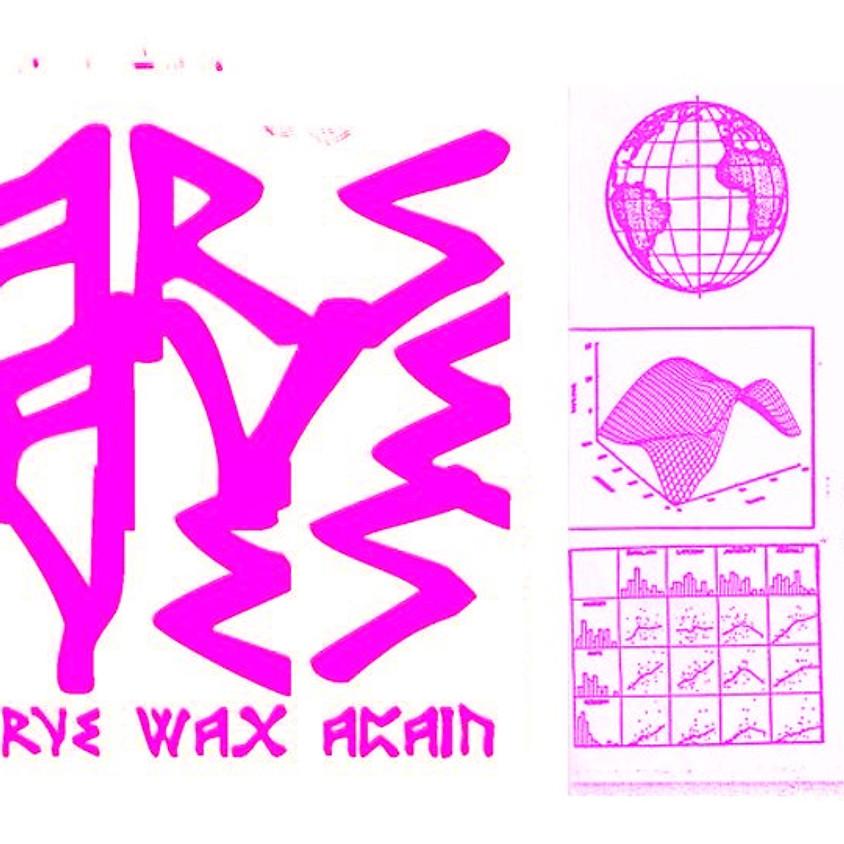 EHE w/ West Norwood Cassette Library, Grimes Adhesif, Sam XKalay