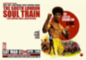 Sat Mar 07 - The South London Soul Train Soul & Bass Special with Drum FM (Live) + More