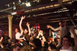 Riot Jazz Crowd Kicks Off