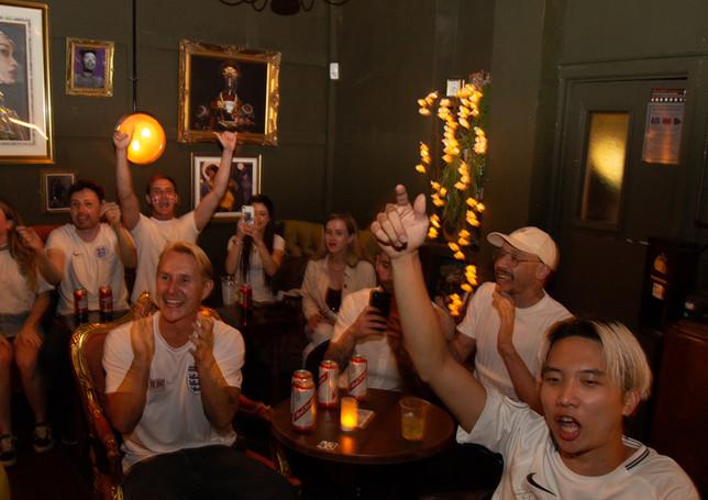 Sun Jul 11 - Euros Final In he Lounge