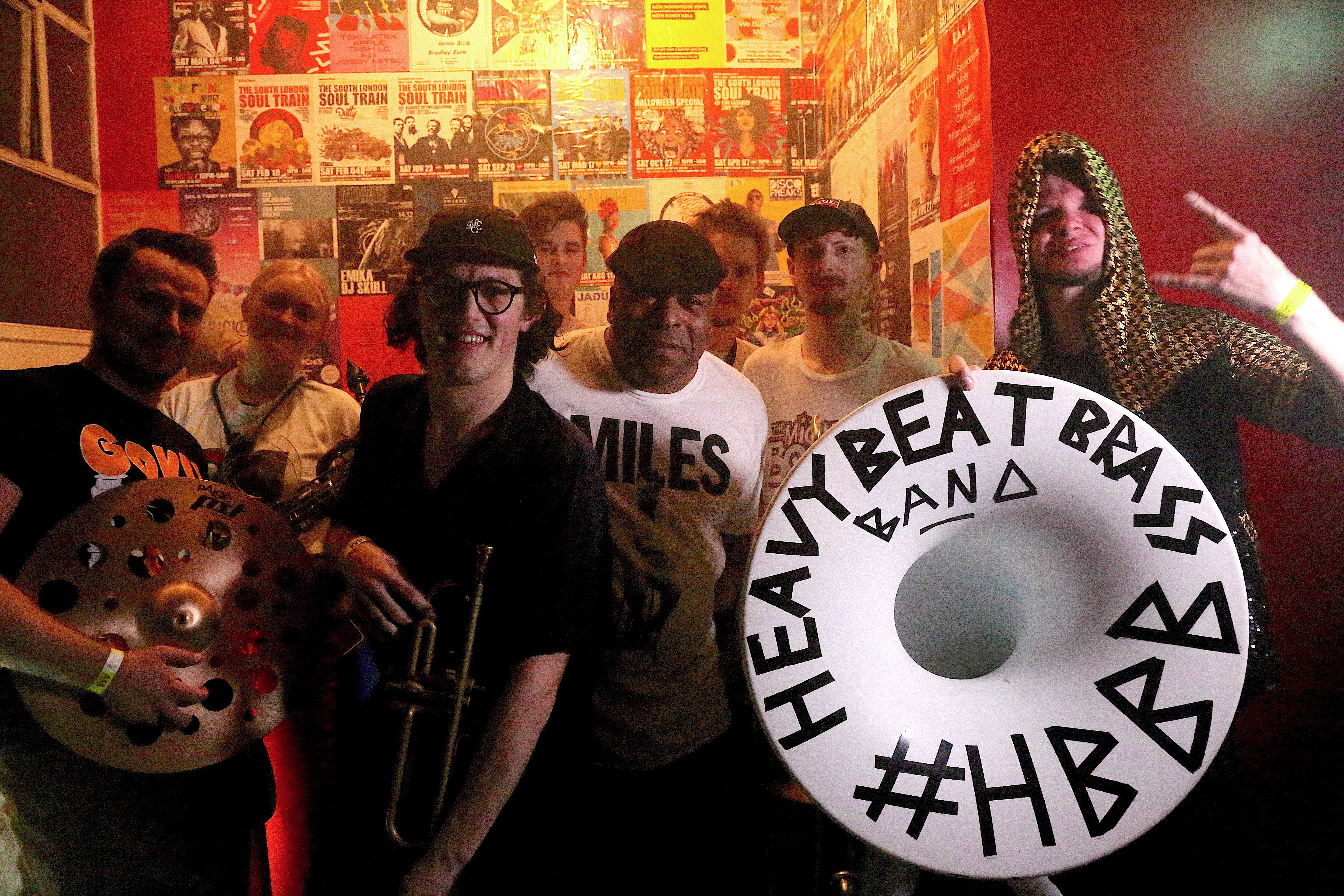 Heavy Beat Brass + Jazzheadchronic