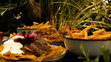 CLF Art Lounge & Roof Garden - Boca Chica Cuisine