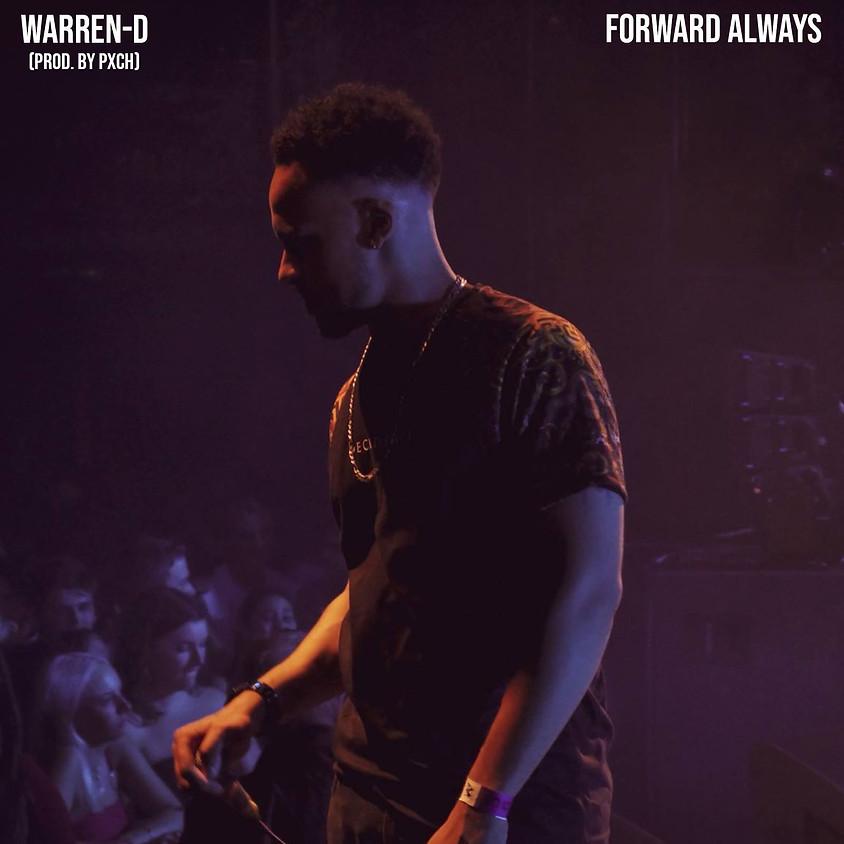 Album Launch Party - 'Forward Always' Warren-D produced by PXCH