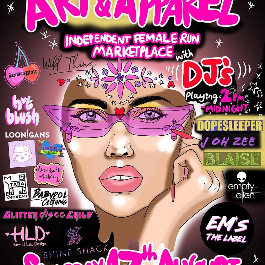 G_IRL Magazine: Art & Apparel (Marketplace)