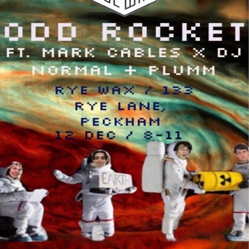 Odd Rocket (Live)