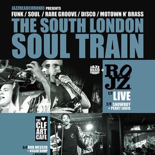 Sat Jan 05 - South London Soul Train
