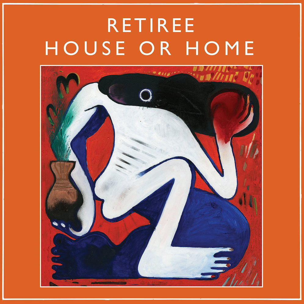 Retiree - House or Home - Rhythm Section - Beats / House / Jazz / Nu-Soul |  Rye Wax Ltd