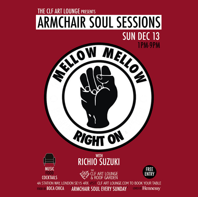 Armchair Soul Sessions - Mellow Mellow, Right On.