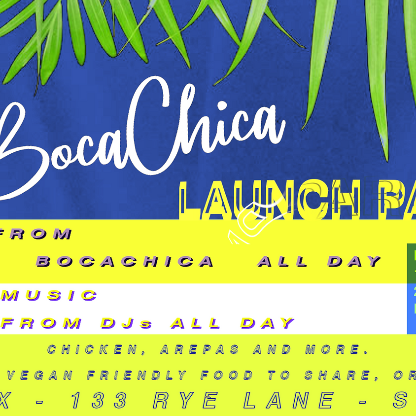 BocaChica Launch Party!