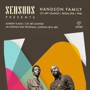 Sun Jun 27 - Seasons Summer (Part 2) with The Handson Family