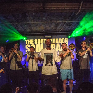 Riot Jazz Brass Band (Live)