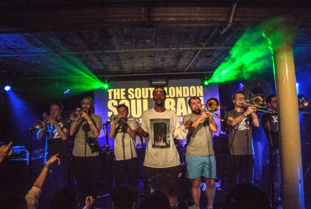 Riot Jazz Brass Band (Live)