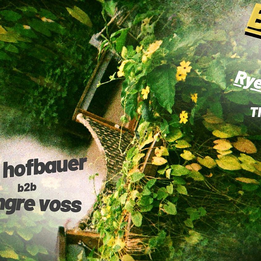 Will Hofbauer b2b Sangre Voss at Rye Wax