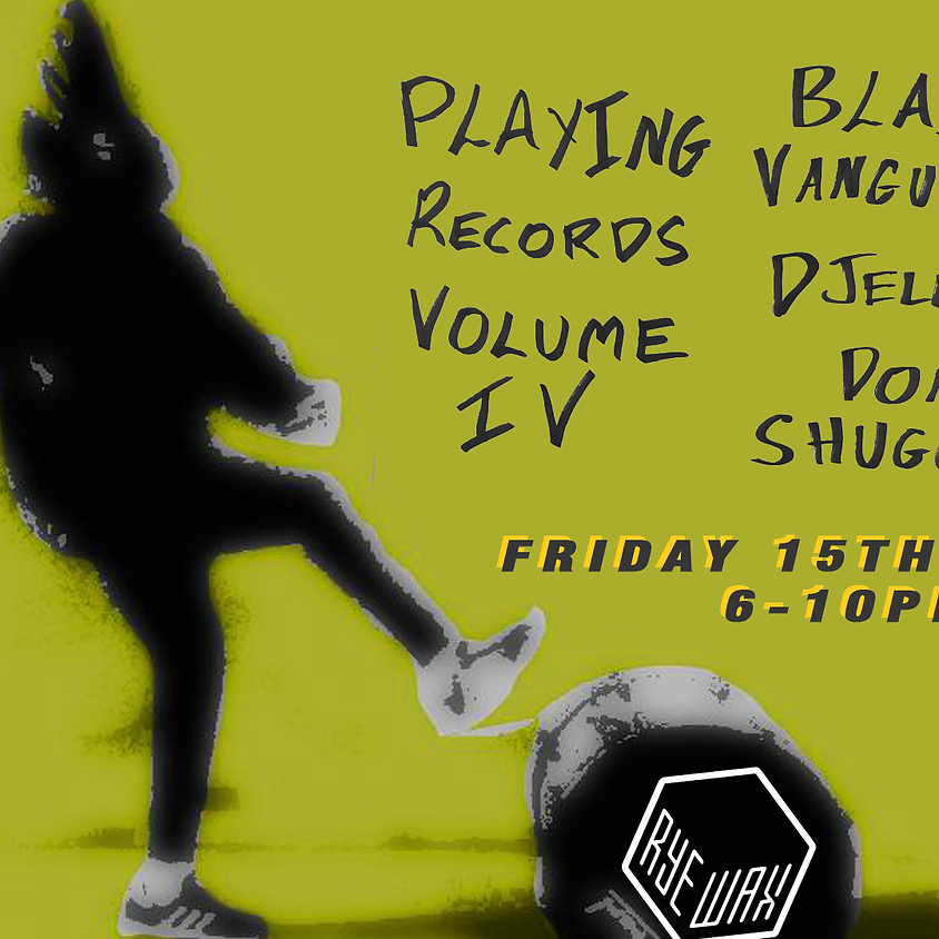 Blasé Vanguard Playing Records