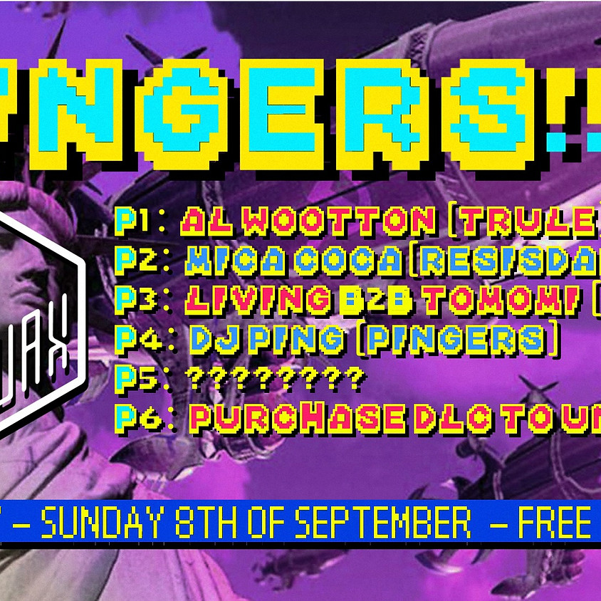 Pingers w/ Al Wootton, Mica Coca and more!