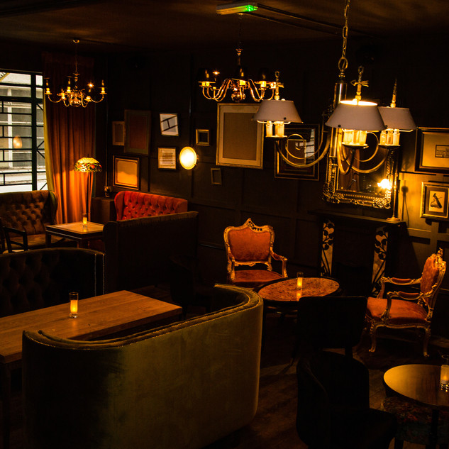 The CLF Art Lounge