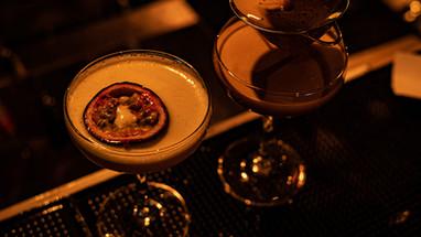 CLF Art Lounge Original & Classic Cocktails