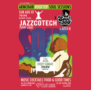 Sun Aug 01 - Jazzcotech x Soul 360