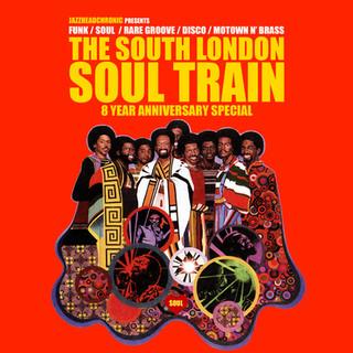 South London Soul Train turned 8 - 2019
