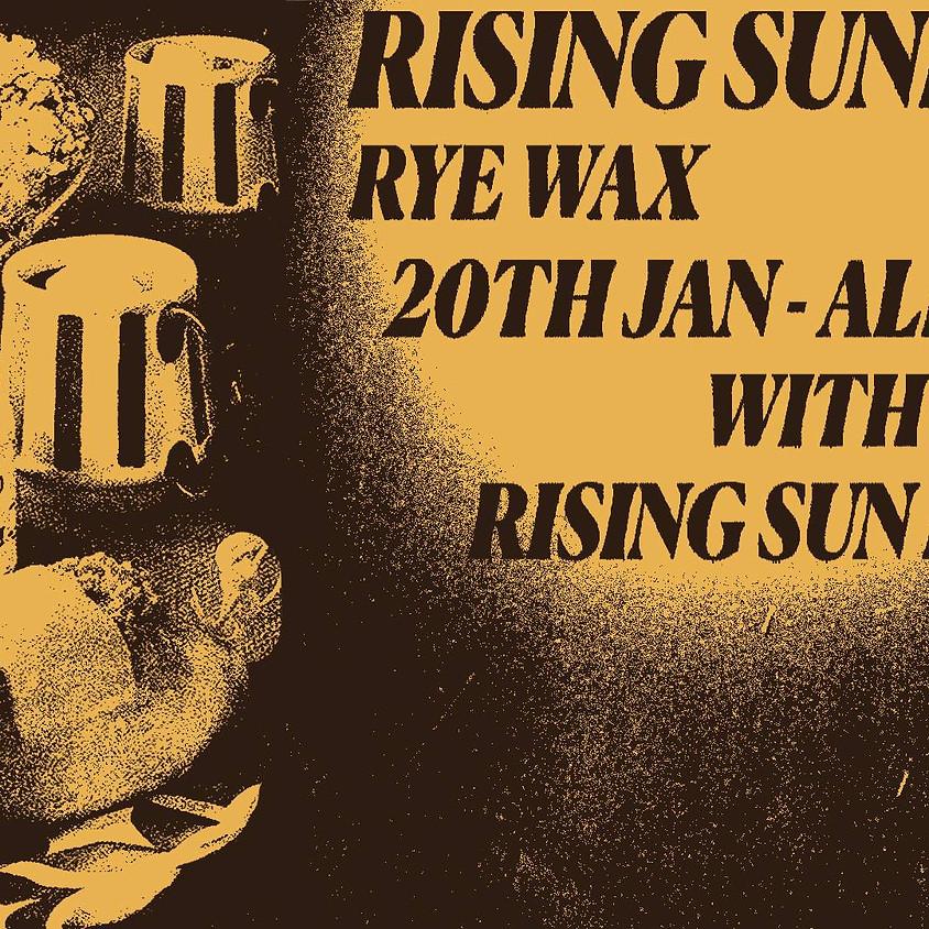 Rising Sun(day) #1