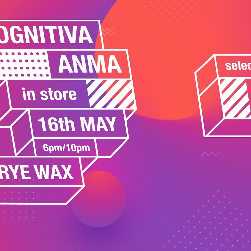 Cognitiva // ANMA In Store