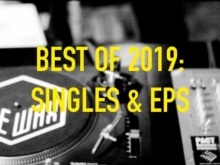 END OF YEAR LISTIES PART I: EPS & SINGLES