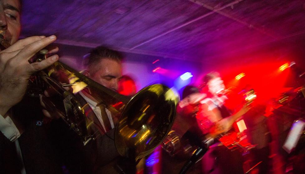 Old Dirty Brasstrads (Live)