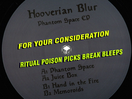 For Your Consideration: Ritual Poison - This is the sound of Break-Bleep.