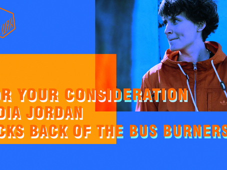 For Your Consideration: India Jordan Picks Back of the Bus Classics + EP Inspiration!