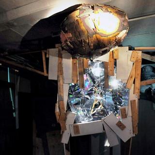 Black Light Exhibition - Roa & Phlegm