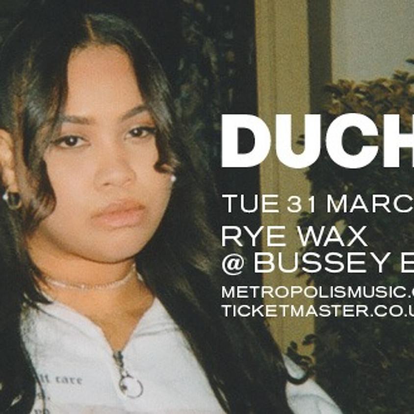 Duchess [LIVE]