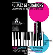 Weds Oct 06 - Nu Jazz-Generations (Every Weds)