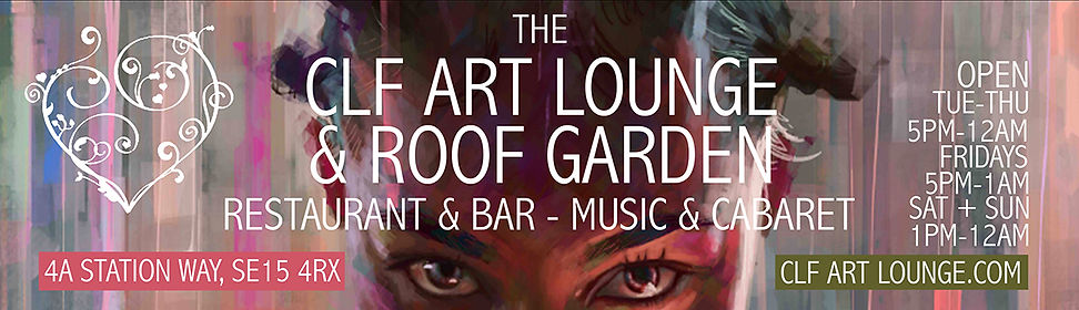 The CLF Art Lounge & Roof Garden